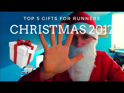 Top 5 Gifts For Runners This Christmas 2017