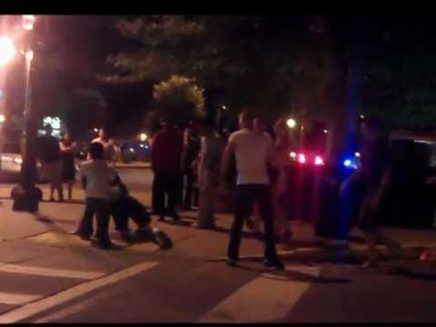 Fight in 5 points on 9/22/12 in Columbia, SC thumbnail