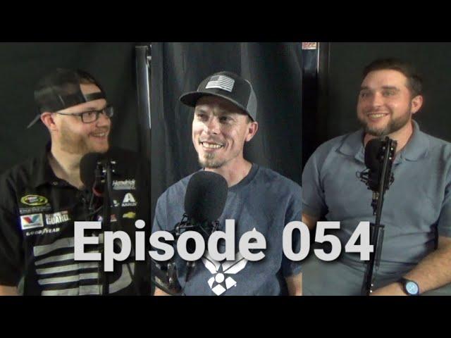 Discussion Combustion Podcast   Episode 054 w/ Mark Trimble
