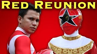 FAN FILM: The Red Reunion - feat. Yael Yuzon [Power Rangers]