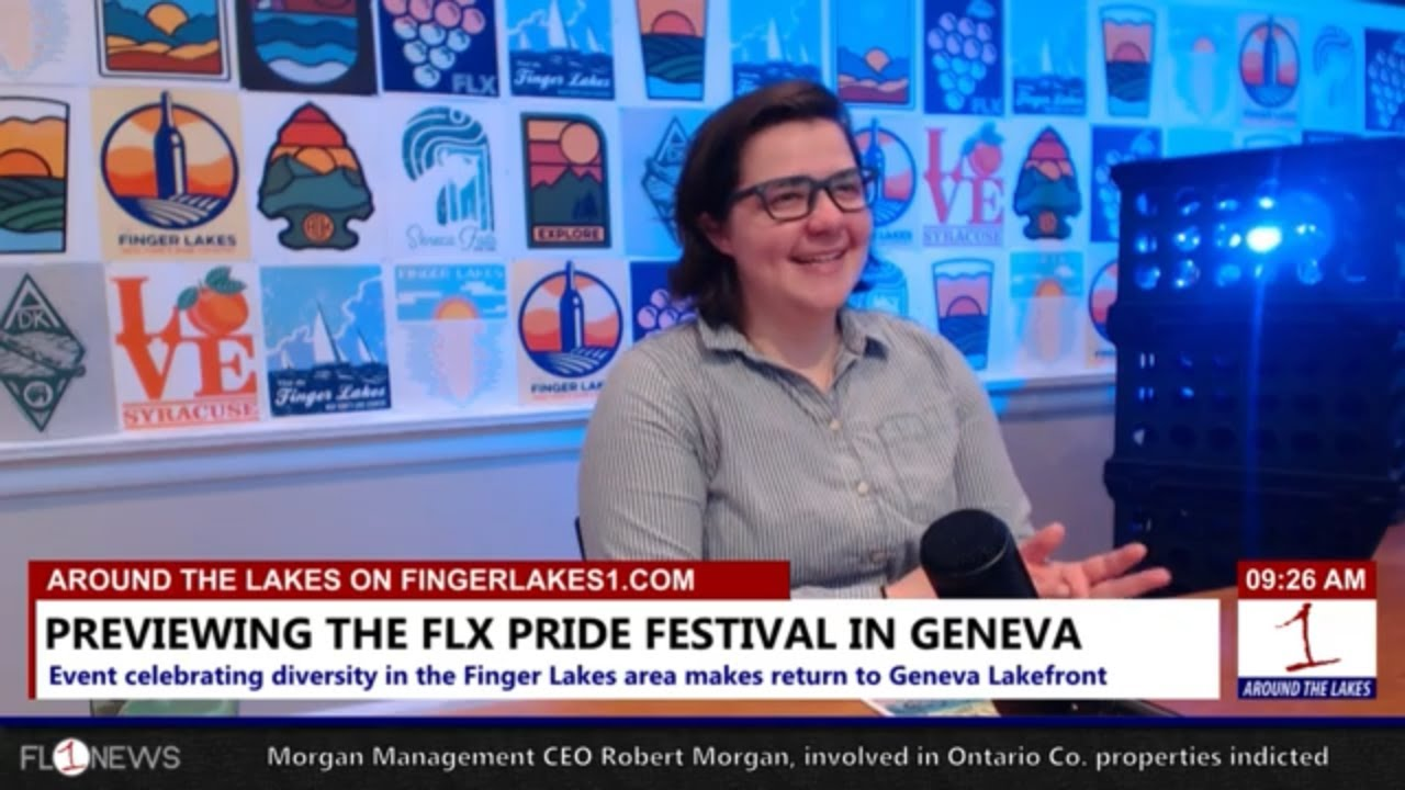 AROUND THE LAKES: Previewing the FLX Pride Festival set to take place in Geneva