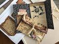 TUTORIAL - No-Sew Notebook Folder - Using Tracie Fox Digi Kits