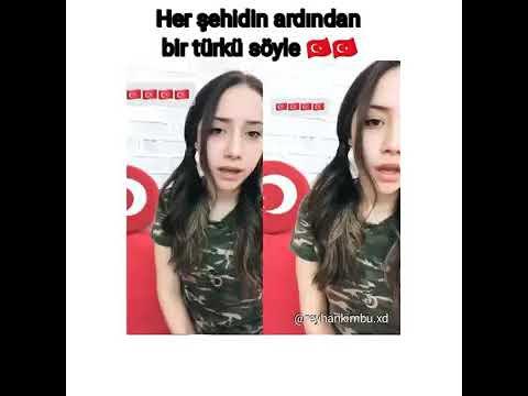 Reyhan Taghan Her Şehidin Ardından Bir Türkü Söyle ( çok güzel soylemis)
