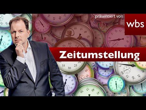 Sommer-/ oder Winterzeit? EU eiert rum bei Zeitumstellung | Rechtsanwalt Christian Solmecke