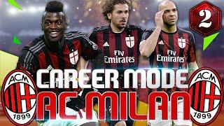 FIFA 16 Career Mode A.C Milan  - Razbunarea - Episodul 2
