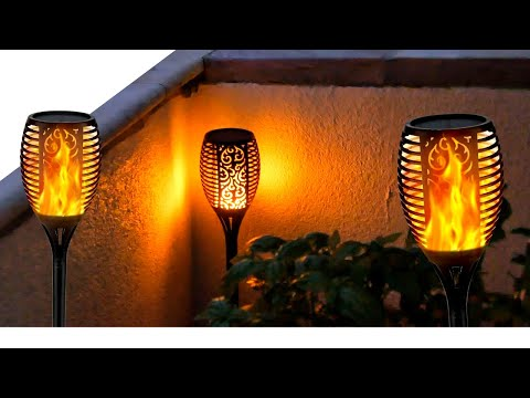Solar Powered – Led Torch Lights