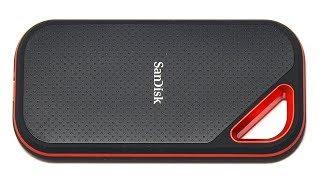 SanDisk Extreme PRO Portable SSD: NVMe USB Drive