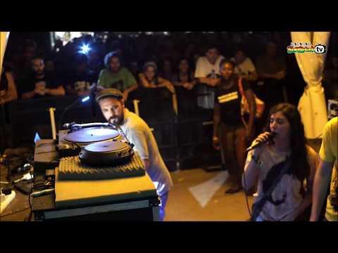 Roberto Sanchez live dub set Ft Echo Ranks -  Dub Academy 17/08 LIVE @ Rototom Sunsplash 2017