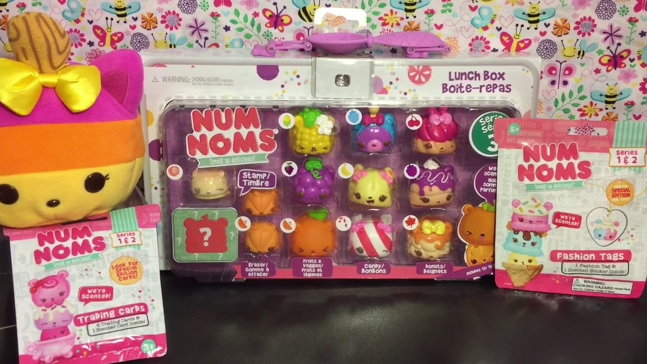 Num Noms Jumbo Pack Lunch Box Fashion Tags Amp Trading