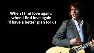Baixar - James Blunt When I Find Love Again Lyrics Grátis