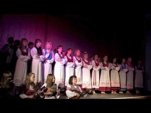 Die Musik der baltischen, finnischen Völker