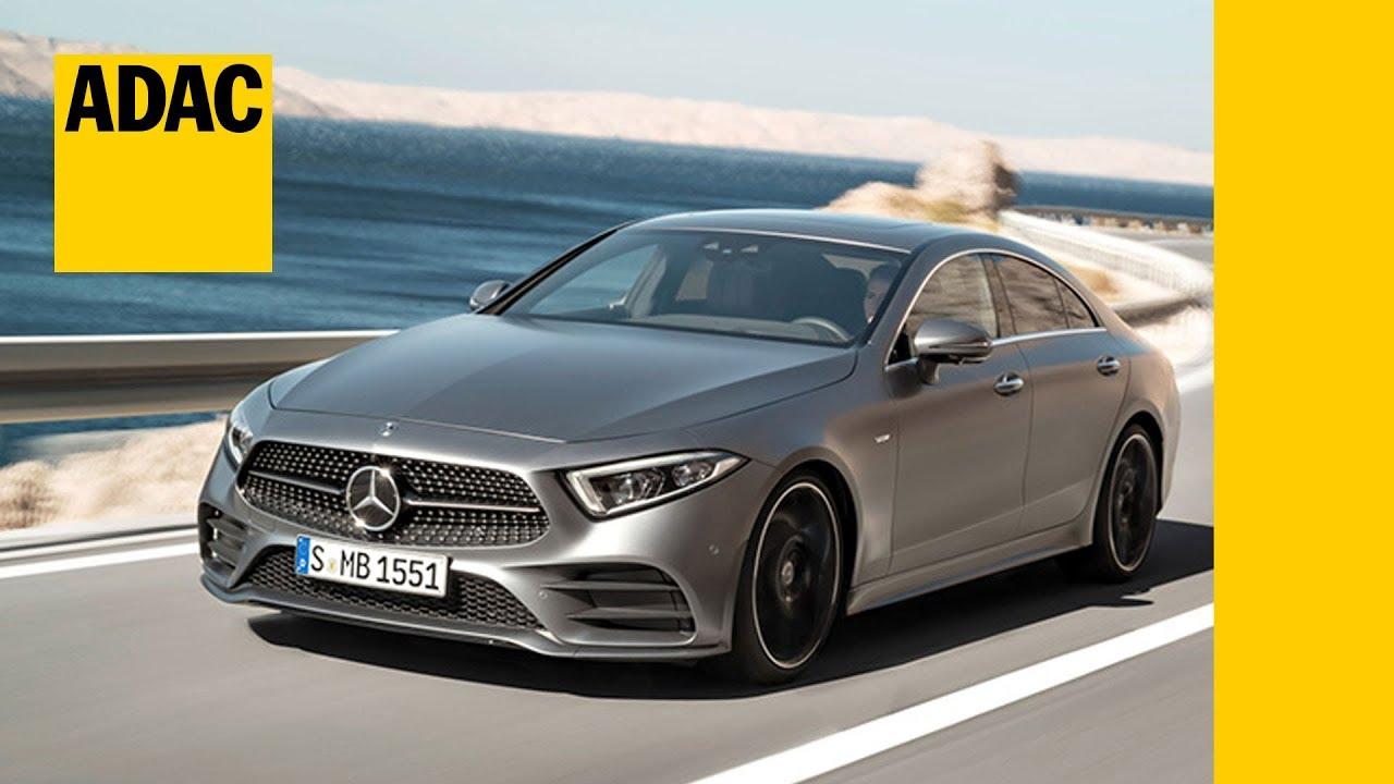 Mercedes Cls Fahrzeugvorstellung Daten Preise Motorwelt Check I Adac 2018