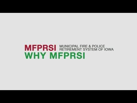 Why MFPRSI