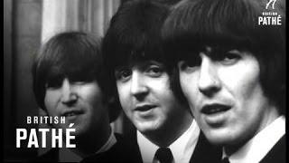 Beatles At Palace (1965)