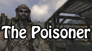 Skyrim Build - The Poisoner