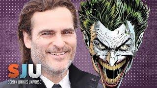 Could the Joaquin Phoenix Joker Movie Be Good?? - SJU