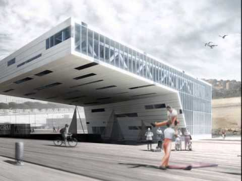 Marseille Provence 2013: New cultural facilities