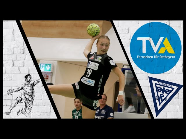 TVA: Kneitinger Sportstudio [Ausschnitt] ESV 1927 Regensburg vs. TuS Lintfort