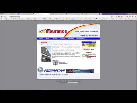 LA Auto Insurance Quotes