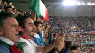 Irlande - Italie - Euro 2016 : Fratelli d'Italia