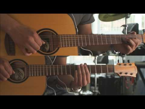 Guitar cover: AKMU (악동뮤지션) - Dinosaur