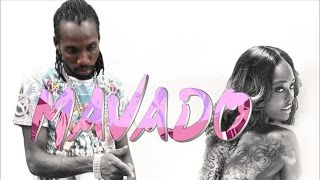 Mavado - Ben Ova (Raw) [How It Feel Riddim] August 2014