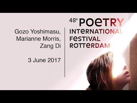 PIFR 48: Gozo Yoshimasu JAP, Marianne Morris CANGBR, Zang Di CHN