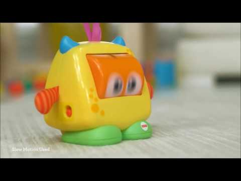 Smyths Toys - Fisher-Price Fun Feelings Monster