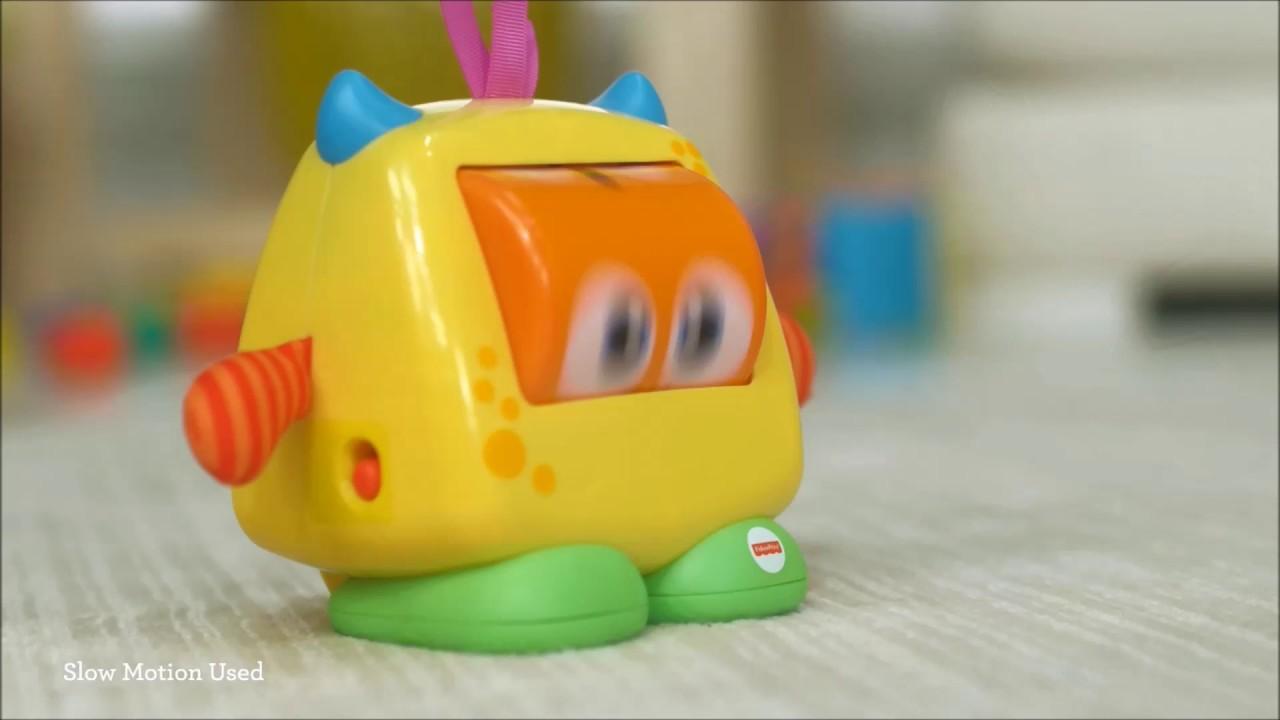 Smyths Toys Fisher Price Fun Feelings Monster Youtube