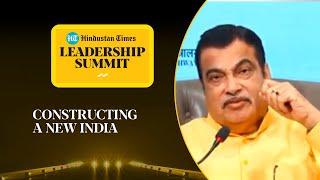 Nitin Gadkari on infra projects, MSMEs & govt's EV plan l #HTLS2020