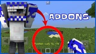 TUTO : Comment avoir les coordonnées sur Minecraft Pocket Edition [HD-FR]