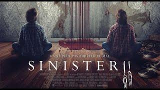 SINISTER 2 - bande annonce VF du film macabre de Ciaran Foy