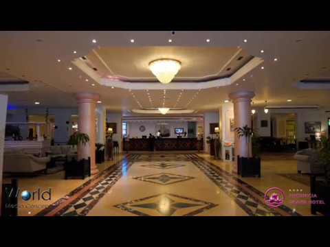 Party at Phoenicia Grand Hotel Bucharest - Arabian Dance - Corporate Party
