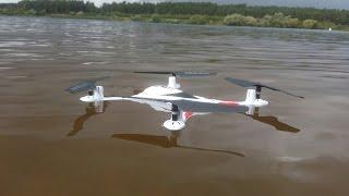 Антивандальный квадрокоптер JJRC H31 ... топим, бьем и давим!!!
