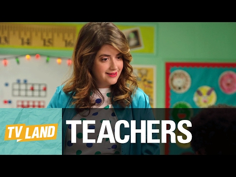 'Survey Says: You're Broke' Ep. 7 Official Clip | Teachers on TV Land (Season 2)