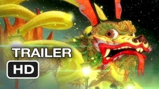 Blue Exorcist The Movie Official Trailer 1 (2013) - Anime Movie HD