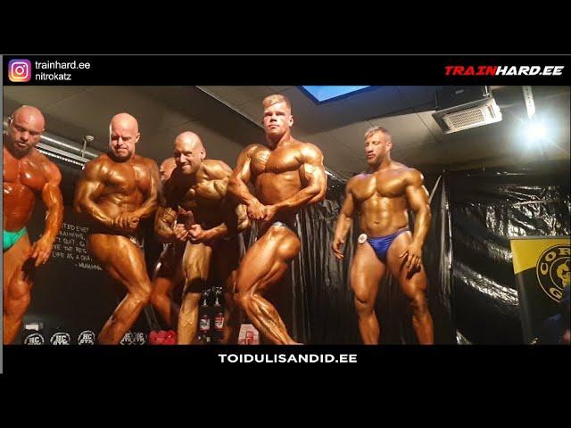 Corsa Gym HeavyWeight BB 2020