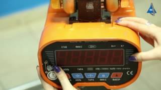 Кранові ваги ВК ЗЕВС III 10т на 10000 кг