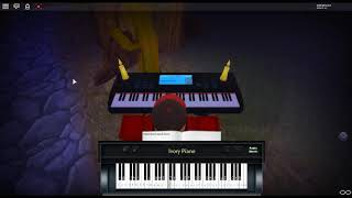 La Campanella by: Franz Listz on a ROBLOX piano. [Easy]