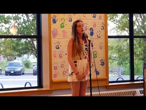 SBTA Dinner Theatre - One Perfect Moment performed by Lauren Trethaway