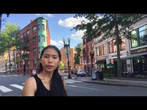 Some Where in the World (Boston, U.S.A.)