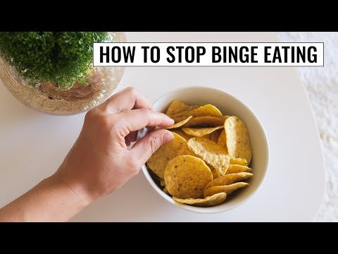 HOW TO STOP BINGE EATING » my special technique