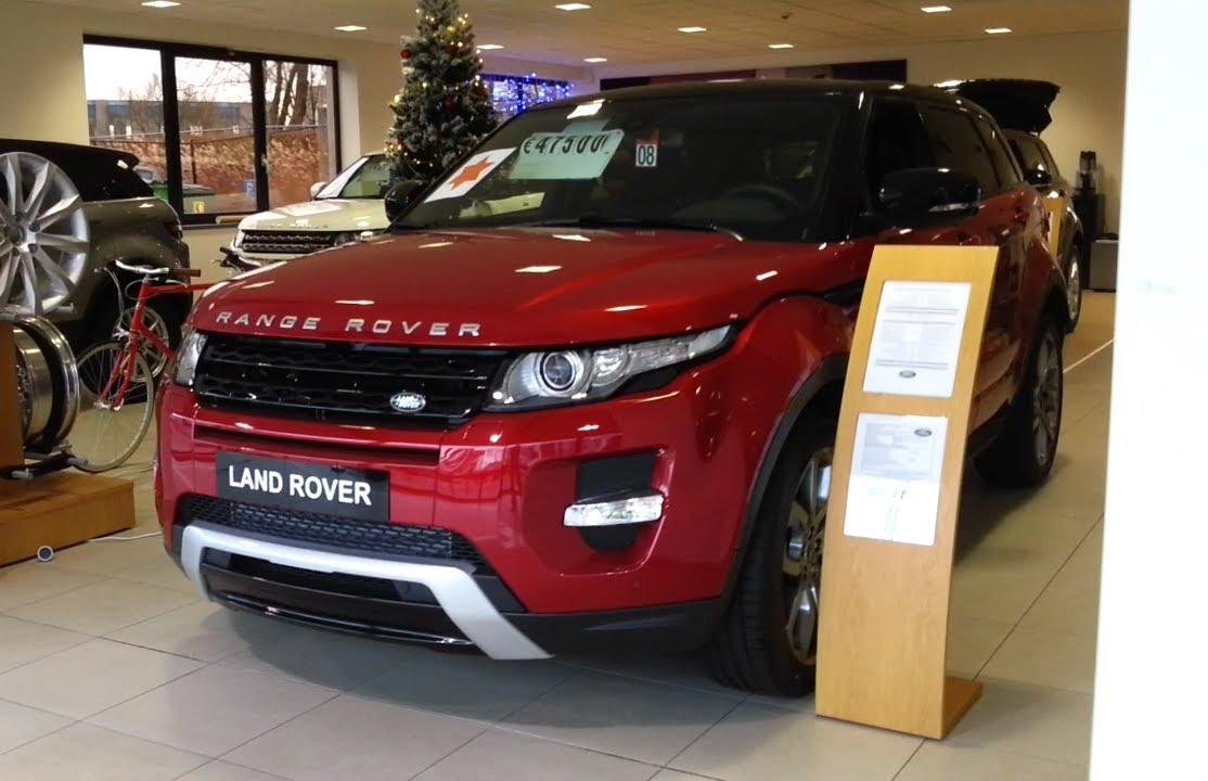 Land Rover Range Rover Evoque 2015 In Depth Review Interior Exterior