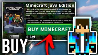 How To Buy Mine¢raft Java Edition (Guide) | Purchase Minecraft