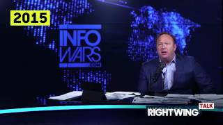 "Alex Jones ""Turning the Freaking Frogs Gay"""