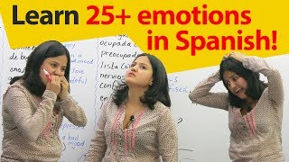 How do you feel? Talking about emotions in Spanish