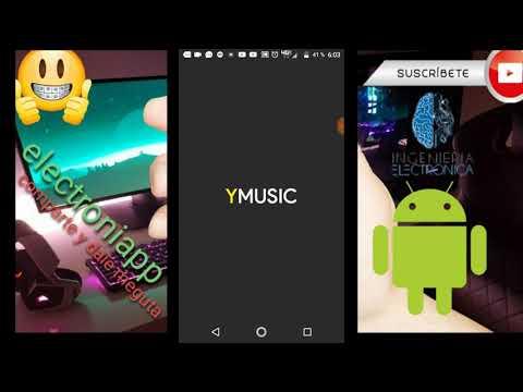 Mejor aplicación para descargar música mp3 y mp4 2019