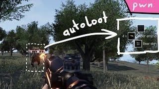 Implementing Autoloot with the Proxy - Pwn Adventure 3