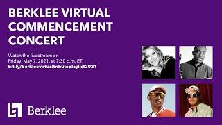 Berklee Virtual Commencement Concert 2021