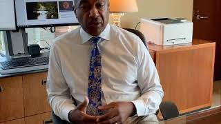 Video Updates from Chancellor May: March 17, 2020